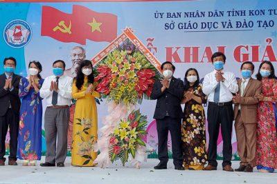 Kon Tum khai giảng trực tuyến năm học 2021 – 2022