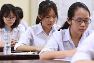 Bộ Giáo dục và Đào tạo công bố bộ Đề thi tham khảo THPT quốc gia năm 2018