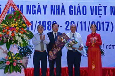 Kỷ niệm 35 năm ngày Nhà giáo Việt Nam 20/11