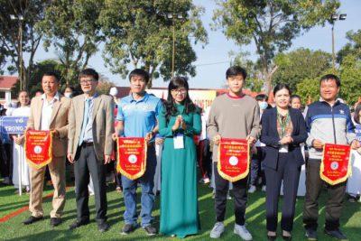 Khai mạc Hội khỏe Phù Đổng tỉnh Kon Tum lần thứ VIII