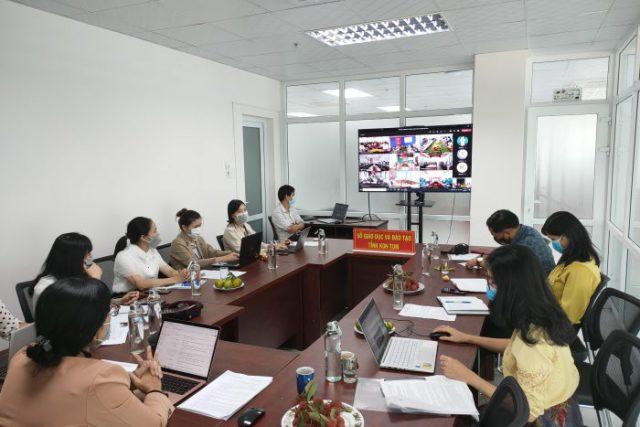 Hội nghị trực tuyến tổng kết đánh giá công tác triển khai thực hiện Chương trình, sách giáo khoa theo Chương trình giáo dục phổ thông 2018 đối với lớp 1