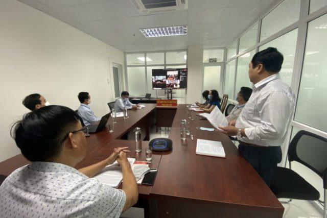 Hội nghị trực tuyến học tập, quán triệt, tuyên truyền, triển khai thực hiện Nghị quyết Đại hội đại biểu toàn quốc lần thứ XIII của Đảng