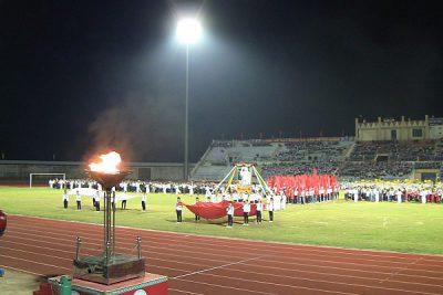 Lễ Khai mạc Hội khỏe Phù Đổng tỉnh Kon Tum lần thứ VII – năm 2016