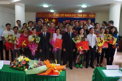 Gặp mặt Đại biểu Quốc hội (khóa XIV) và đại biểu Hội đồng Nhân dân tỉnh Kon Tum (Khóa XI) (Nhiệm kỳ 2016 – 2021)