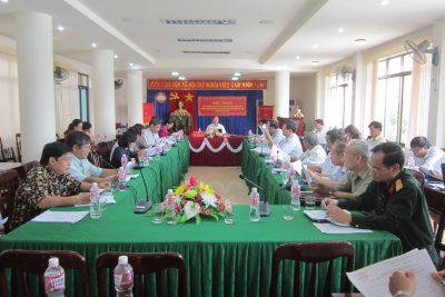 Để ngày bầu cử Đại biểu Quốc hội (Khóa XIV) và bầu cử Đại biểu  Hội đồng Nhân dân các cấp (nhiệm kỳ 2016 – 2021) ở tỉnh Kon Tum  thực sự là ngày Hội lớn của toàn dân tộc
