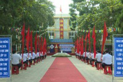 Các trường học tại TP. Kon Tum khai giảng năm học mới