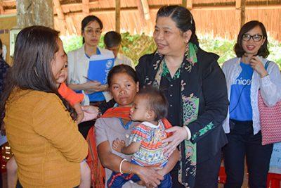 Đẩy mạnh công tác giáo dục, chăm sóc và bảo vệ trẻ em