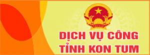 Dịch vụ công tỉnh Kon Tum