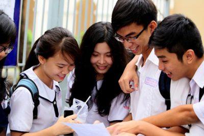 Dự thảo phương án thi THPT quốc gia mới khắc phục được học tủ, học lệch