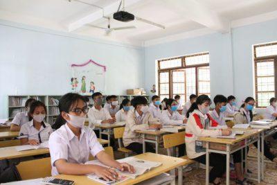 Phòng dịch Covid-19: Học sinh Kon Tum học trực tuyến đến ngày 28.2