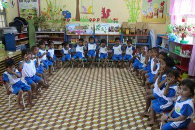 Giáo dục mầm non ngoài công lập Kon Tum: Những tín hiệu tích cực (Đại Thắng- Báo Giáo dục và Thời Đại)