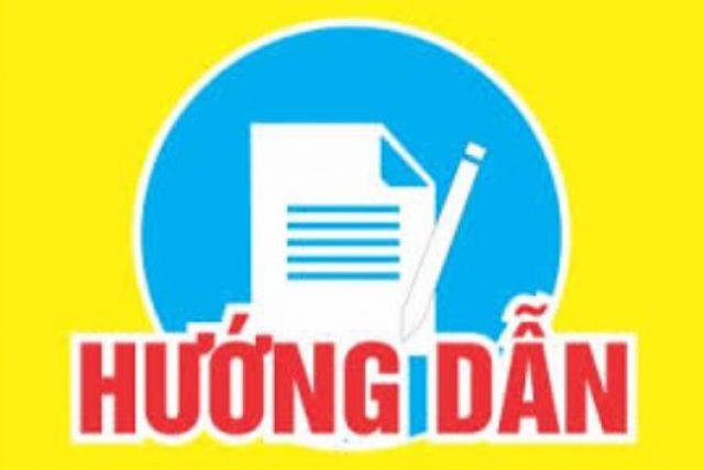 Hướng dẫn công tác dạy và học cấp trung học từ ngày 20/9/2021 trên địa bàn tỉnh