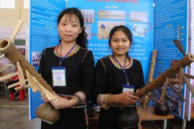 74 HS dân tộc thiểu số có dự án thi KHKT cấp tỉnh