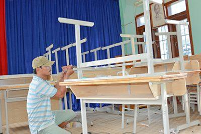 Kon Tum sẵn sàng cho năm học mới