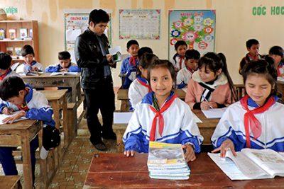 Kon Plông chú trọng nâng cao chất lượng giáo dục học sinh DTTS