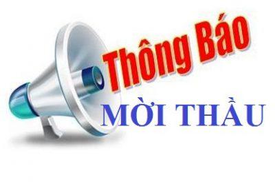 Thông báo mời thầu mua sắm trang thiết bị dạy học tối thiểu lớp 1 cho các trường học trên địa bàn tỉnh Kon Tum