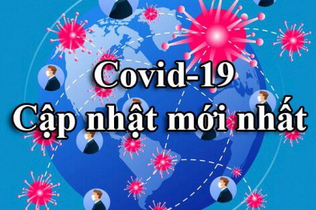 TÌNH HÌNH DỊCH BỆNH COVID-19 TẠI TỈNH KON TUM