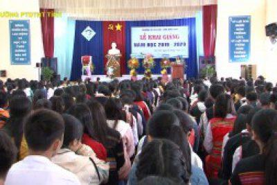 Tỉnh Kon Tum khai giảng năm học mới